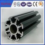 Buy cheap customized exhibition shelf aluminium profiles, aluminum profile for advertising from wholesalers