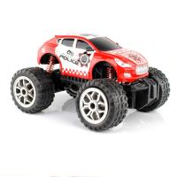 Bigfoot police car suv remote control car climb a mountain car model toys for children Manufactures