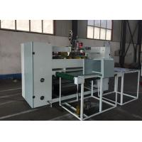Buy cheap Custom Semi Automatic Stitching Machine / Corrugated Stitching Machine from wholesalers