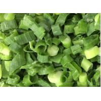 Buy cheap High Grade IQF Frozen Vegetables / Green Spring Onions For Eating from wholesalers