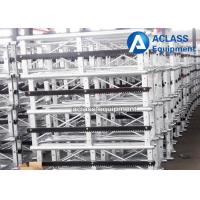 Buy cheap Hoist Parts Steel Mast Section for Construction Hoist from wholesalers