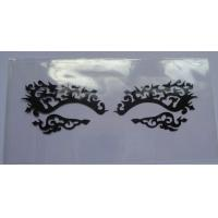 Buy cheap Reusable Temporary Eye Tattoo Stickers Beautiful For Holiday Festival from wholesalers