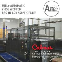 Buy cheap Fully-automatic BIB Sauce Ketchup Filling Machine Bag in Box Aseptic Filler from wholesalers
