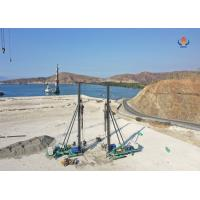 Buy cheap 1800 Rpm Rotation Speed Bottom Feed Vibroflot Pile Frame Type For Dry Method Stone Column from wholesalers