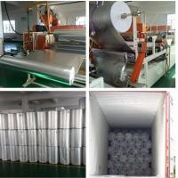 Wholesale aluminum foil facing bubble insulation from china suppliers