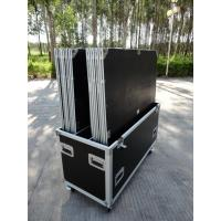 Buy cheap Carpet platform Portable stage with folding riser for indoors and outdoors event from wholesalers
