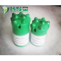 Buy cheap SGS Certified tungsten carbide mining drill bits used for hand held rock drill machine from wholesalers
