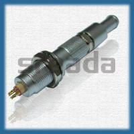 Buy cheap 3 pin half moon rf connector compatible lemo series from wholesalers