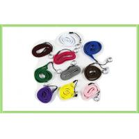 Colorful E Cig Accessories , Fashionable Lanyard EGo Series Necklace with Ring Manufactures