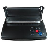 Buy cheap Thermal Transfer Tattoo Stencil Machine Thermal Copier For Transferring Tattoo Picture from wholesalers