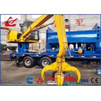Buy cheap CE Certified Portable Hydraulic Scrap Baler Logger for Waste Car Scrap Light Metal from wholesalers