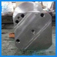 Buy cheap CNC Machined Alloy Steel Tetragonal Hollow Shaft / Hollow Shaft from wholesalers
