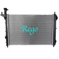 Buy cheap Auto Car Heating Radiator Replacement For Chevy Traverse / GMC Acadia Saturn Outlook V6 from wholesalers