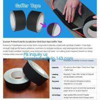 Buy cheap Black Pro Gaff Matte Cloth Gaffers Tape for Entertainment Industry,air condit duct tape gaffer tape,gaffer tape measurin from wholesalers