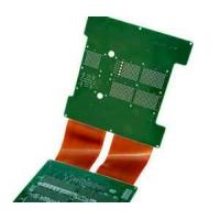 Buy cheap Non - halogen material 2 layer Immersion Gold  rigid flex PCB Printed Circuit board from wholesalers