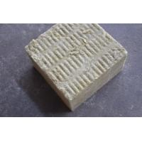 Buy cheap Fire Resistance Rockwool Sound Insulation Board 50mm Thick 40kg/m3 , 50kg/m3 from wholesalers