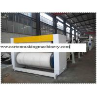 Buy cheap speed 80m/min steam heating 5ply corrugated cardboard production line/paperbaord line from wholesalers