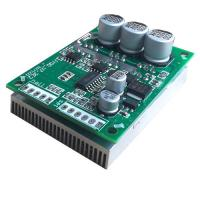Buy cheap 12V - 36V DC Brushless Motor Driver Board , Bldc Motor Driver With heatsink JY01 IC JYQD-V7.3E2 from wholesalers