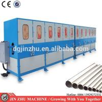 Buy cheap stainless steel pipe buffing machine from wholesalers