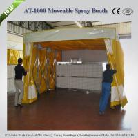 Buy cheap 2015 alibaba portable spray booth/used paint booth/used car paint booth for sale,Portable from wholesalers