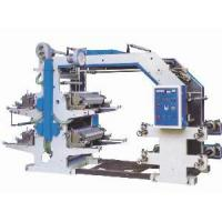 Buy cheap 4 Color Flexible Printing Press from wholesalers