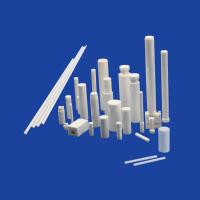 Buy cheap 99.9% Al2O3 Alumina Ceramic Shafts Custom Zirconia Shafts For Gear Micropump from wholesalers