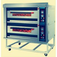 Buy cheap Professional Stainless Steel Electric Oven , Easy Maintenance Deck Baking Oven from wholesalers