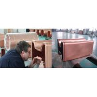 Buy cheap High Strength Copper Pipes And Tubes For CCM High Thermal - Conductivity Optional Mould from wholesalers