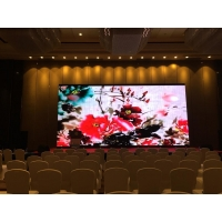 Buy cheap 4mm SMD2121 Indoor Fixed LED Display Wall Mounted TV Screen For Concert from wholesalers