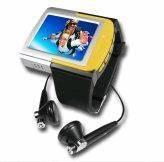 Buy cheap Sporty MP4 Watch Player - 1.8 Inch TFT Screen from wholesalers