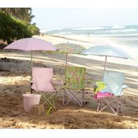 Buy cheap promotion kids picnic folding umbrella chair and table from wholesalers