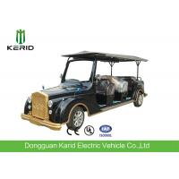 Buy cheap Powerful AC Motor Electric Shuttle Bus Utility Vehicle 11 Passengers For Recreation from wholesalers