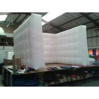 Buy cheap inflatable cube wall office from wholesalers