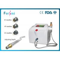 Buy cheap Three kinds needles needle fractional rf machine for face lift product