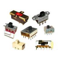 Buy cheap Slide Switches from wholesalers
