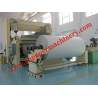 Buy cheap Slitter Rewinder Of Paper Machine from wholesalers