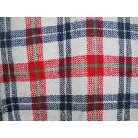 Buy cheap wool fabric check woolen from wholesalers