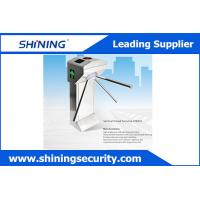 Wholesale Access Control Tripod Waist High Turnstile Security Systems With Manual Button from china suppliers