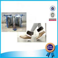 Buy cheap Waterproof  Rain Boots In Mold Pink Blue Comfortable Rubber Shoe Mold from wholesalers