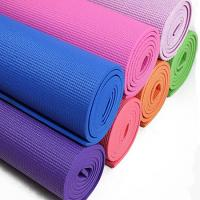 Buy cheap Recycled Polyurethane Traveling Durable Yoga Mat , Heat Insulation Light Weight Foam Yoga Mat from wholesalers
