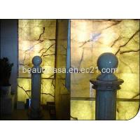 Buy cheap Light Yellow Onyx,Natural Marble Products Gallery from wholesalers