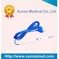 Buy cheap White color Hand control electrosurgical Pencil with170mm Blade Sunzamed specail hand control pencil S2301W from wholesalers