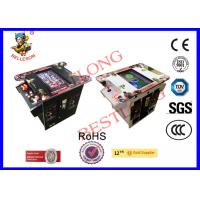 Buy cheap 89CM Length Black White Classic Cocktail Arcade Machine For Bars / Coffee Shops from wholesalers