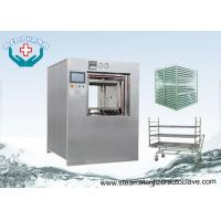 Buy cheap 360 Liter Double Door Hospital Steam Autoclaves With Post Vacuum Drying Function from wholesalers