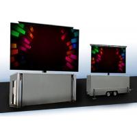 Buy cheap Fixed High Brightness Truck Mounted Led Screen , SMD3535 Mobile Led Signs from wholesalers