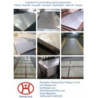 Wholesale ASTM A240 S31803 steel plate from china suppliers
