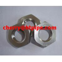 Buy cheap inconel 718 2.4668 bolt nut washer from wholesalers