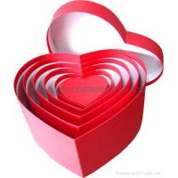Buy cheap paper gift box(Love box) from wholesalers