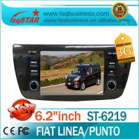 Buy cheap Car Mp3 Player / Car Stereo / GPS / IPOD FIAT DVD Player For FIAT Linea Punto ST-6219 from wholesalers