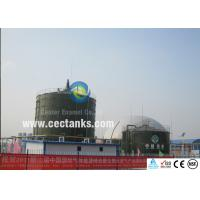Wholesale Durability Biogas Storage Tank System for Turnkey Solutions in Bioenergy Projects from china suppliers
